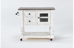 Martha Bar Cart