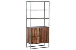 Zyder Display Cabinet W/Doors
