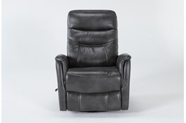 Gannon Flint Swivel Glider Recliner