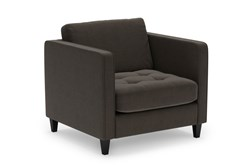 Magnolia Home Sinclair Luxe Fog Chair By Joanna Gaines