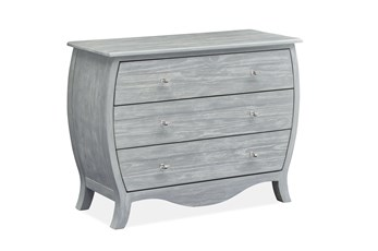 Mendocino Weathered Fog Accent Chest