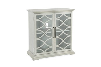 Galena Grey 2 Door Console