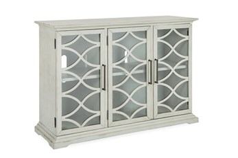 Galena Grey 3 Door Console