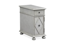 Springdale Grey Chairside Table