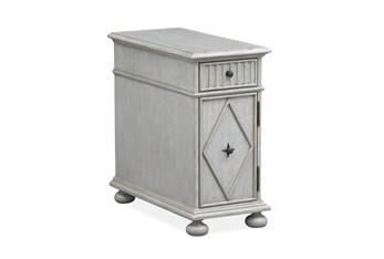 Springdale Grey Chairside Table