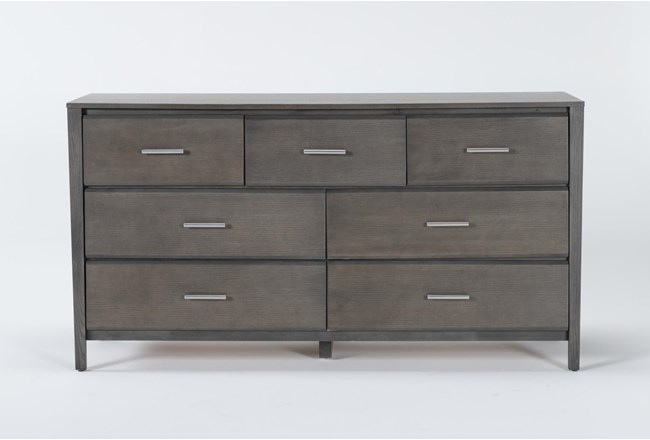 Gaven Grey Dresser - 360