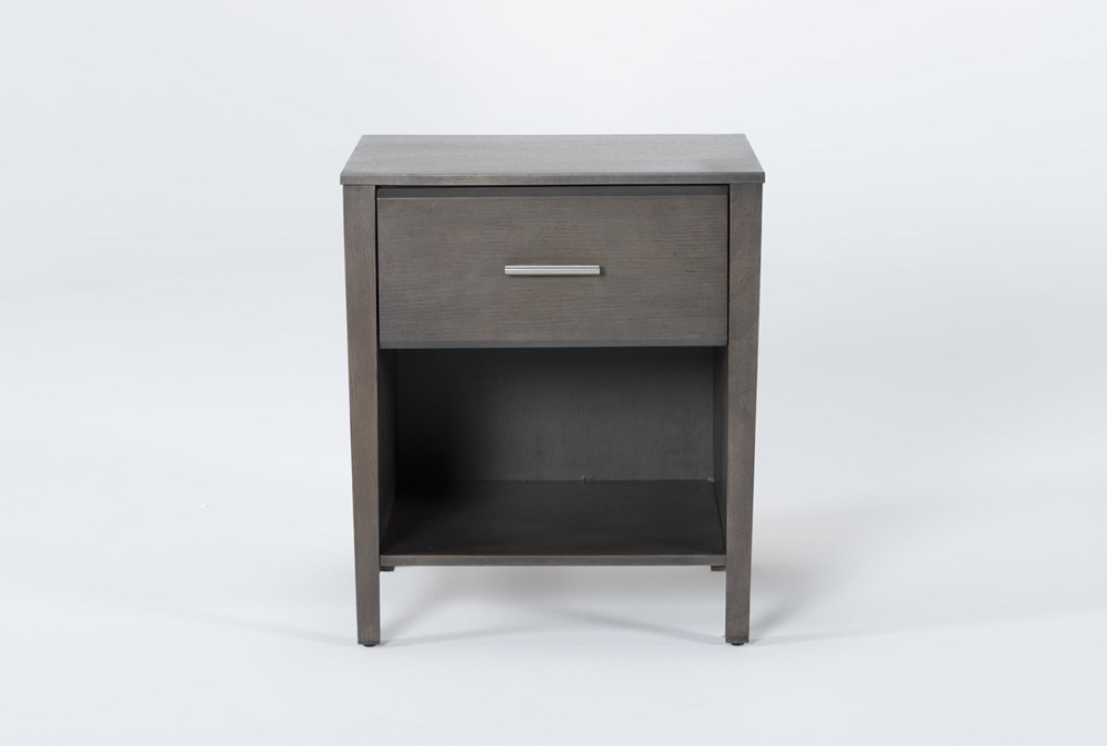"Gaven Grey 25"" Nightstand"