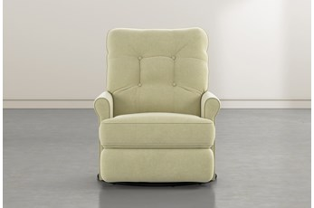 Marilee Spring Power Swivel Glider Recliner