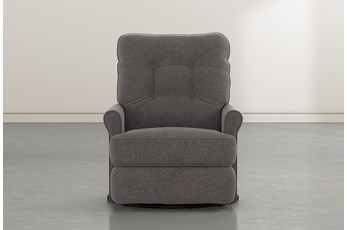 Marilee Bark Power Swivel Glider Recliner