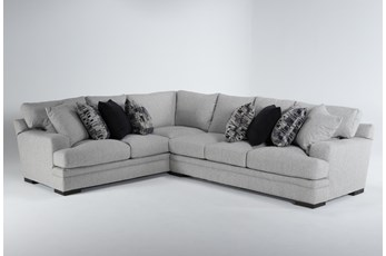"Arlen Putty 2 Piece 104"" Sectional With Right Arm Facing Sofa"