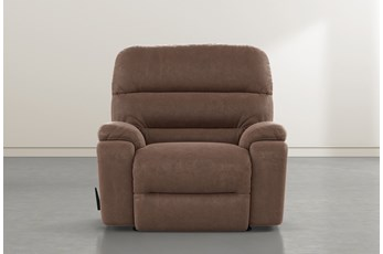 Judson Brown Rocker Recliner