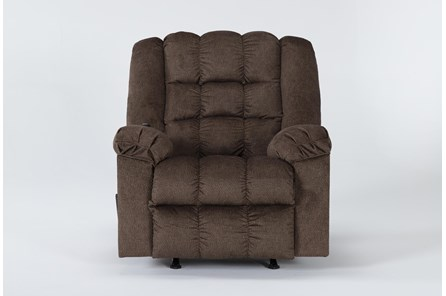 Drakestone Autumn Rocker Recliner With Head and Massage - Main