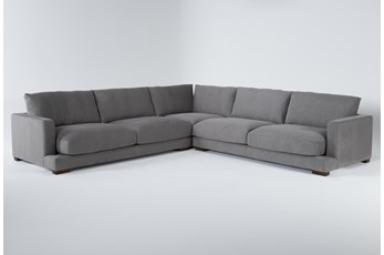 "Lindsey 3 Piece 129"" Sectional"