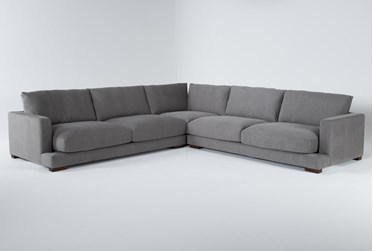 """Lindsey 3 Piece 129"""" Sectional"""