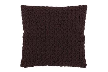 Accent Pillow - Bella Merlot 22X22