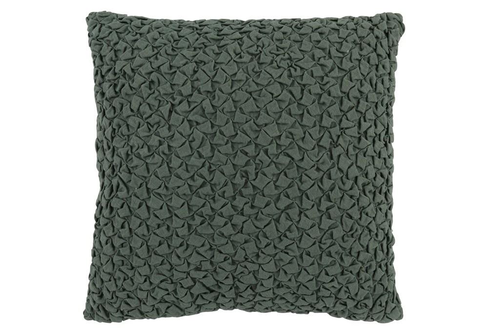 Accent Pillow -  Bella Myrtle Green 22X22