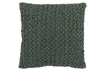 Accent Pillow -  Bella Myrtle Green 22X22