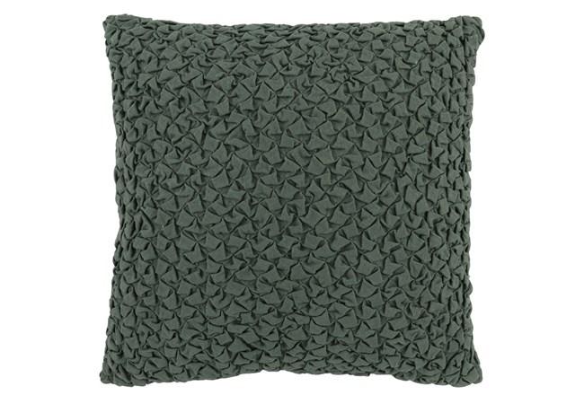 Accent Pillow -  Bella Myrtle Green 22X22 - 360