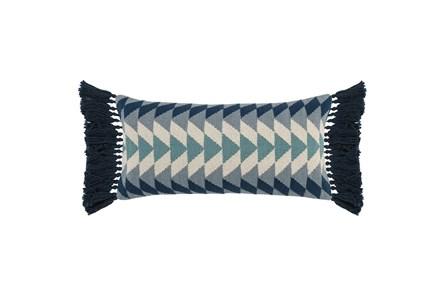 Accent Pillow - Kt Kade Midnight Blue 14X26 - Main