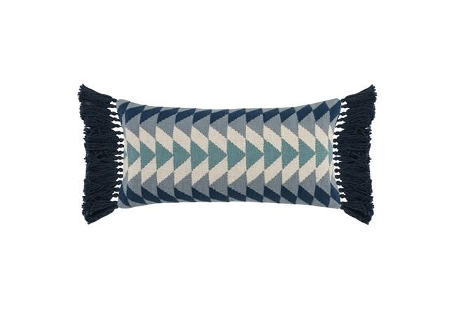 Accent Pillow - Kt Kade Midnight Blue 14X26 - 360