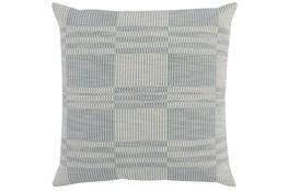 Accent Pillow - Newton Blue 22X22