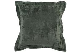 Accent Pillow -  Lapis Myrtle Green 22X22