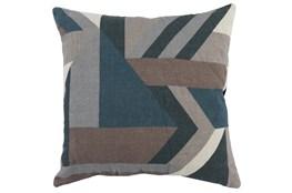 Accent Pillow - Highland Blue Steel 20X20