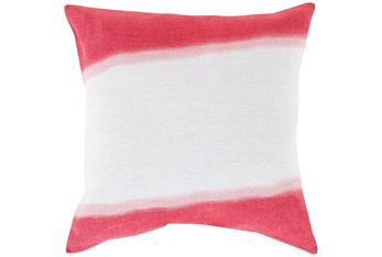 Accent Pillow - Double Dip Red 18X18