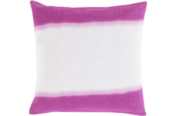 Accent Pillow - Double Dip Pink 18X18