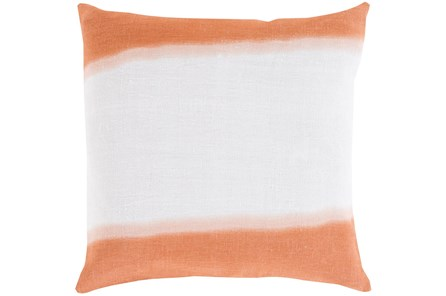 Accent Pillow - Double Dip Orange 18X18 - Main