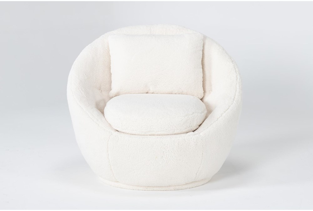 Guiliana Swivel Egg Chair
