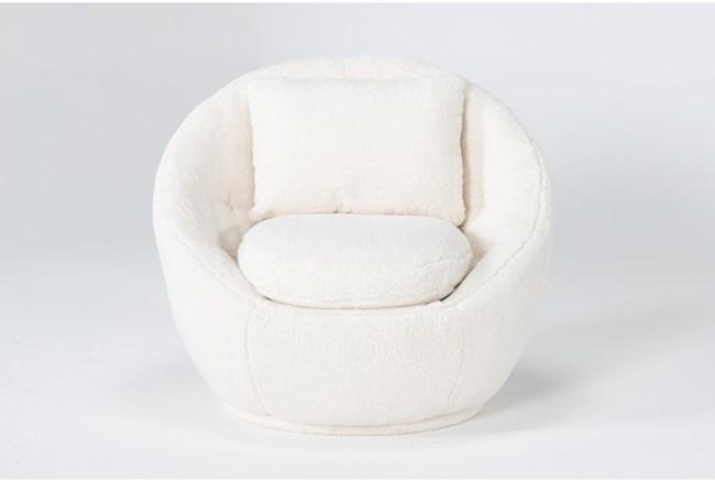 Guiliana Swivel Egg Chair - 360