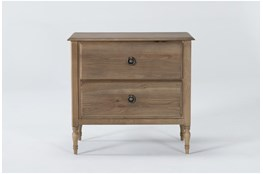 """Magnolia Home Hartley 30"""" Nightstand By Joanna Gaines"""