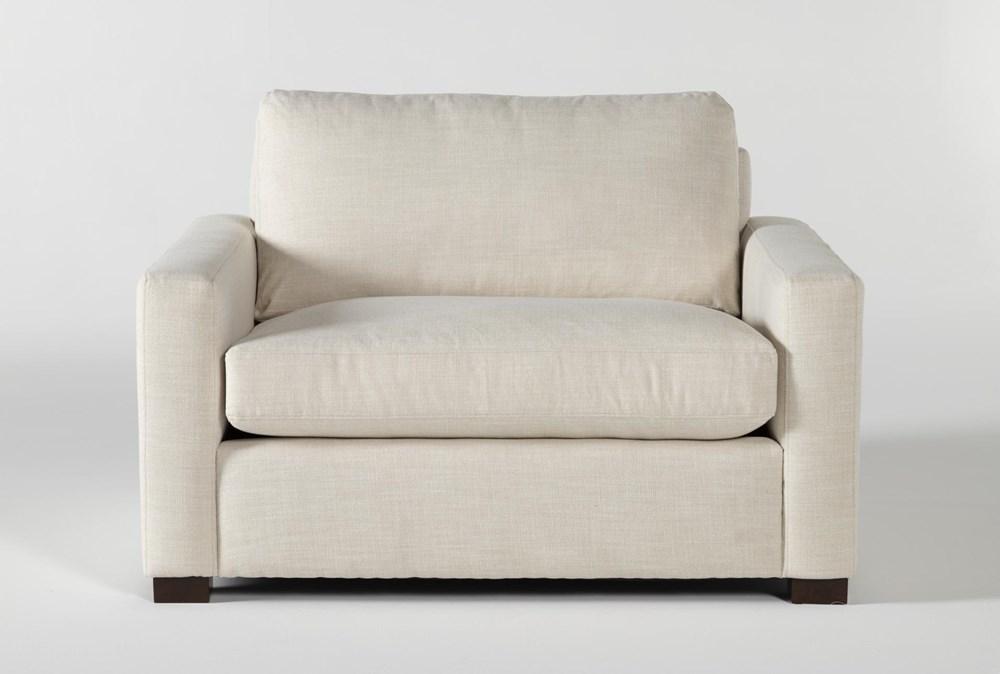 Magnolia Home Walden Homespun Cream Chair Bjg