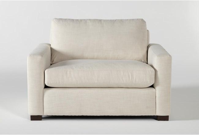Magnolia Home Walden Homespun Cream Chair Bjg - 360