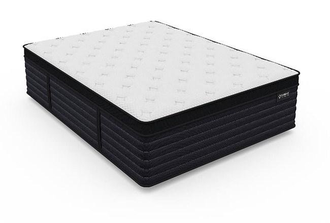 Diamond Aspen Cool Latex Hybrid Firm Full Mattress - 360