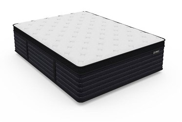 Diamond Aspen Cool Latex Hybrid Firm Queen Mattress