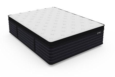 Diamond Aspen Cool Latex Hybrid Medium Queen Mattress - Main