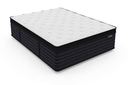 Diamond Aspen Cool Latex Hybrid Plush California King Mattress - Main