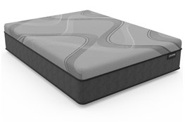 Diamond Carbon Ice Hybrid Plush Full Mattress