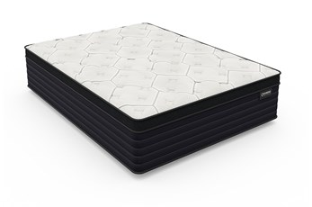 Everest Cool Copper Hybrid EuroTop Plush Queen Mattress