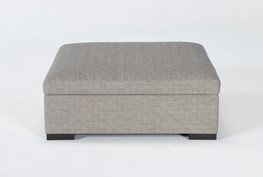 Norah Slate Accent Storage Ottoman By Nate Berkus And Jeremiah Brent