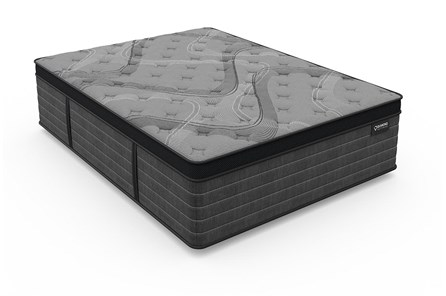 Diamond Graphene Cool Hybrid Plush California King Mattress - Main
