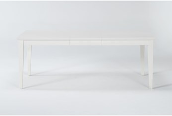 Presby White Extension Dining