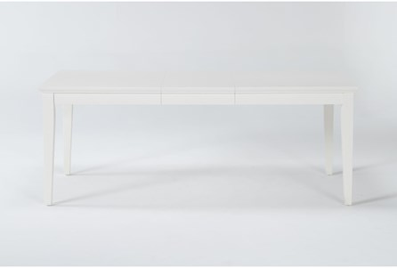 Presby White Extension Dining - Main
