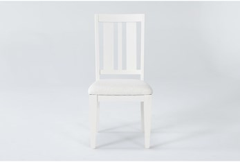 Presby White Dining Side Chair