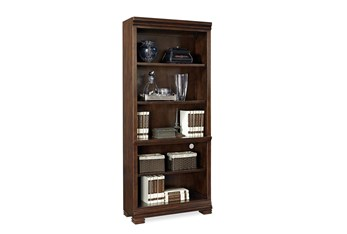 """Wyatt 76"""" Bookcase"""