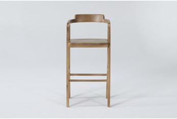 Magnolia Home Ramsey Bar Stool By Joanna Gaines