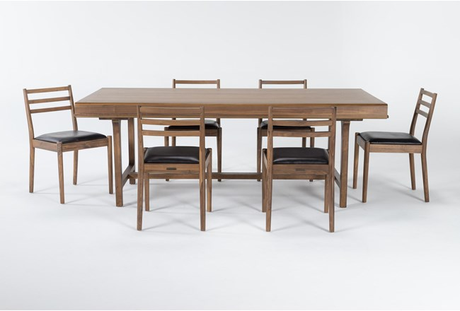 Magnolia Home Slide 7 Piece Dining Set By Joanna Gaines - 360