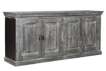 4 Door Plinth Base Cabinet